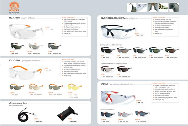 Jual Kacamata Safety Murah di Denpasar