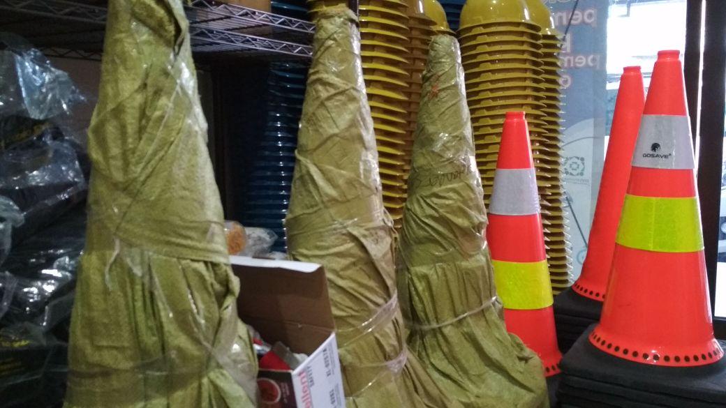 Jual Traffic Cone dan Stick Cone di Denpasar