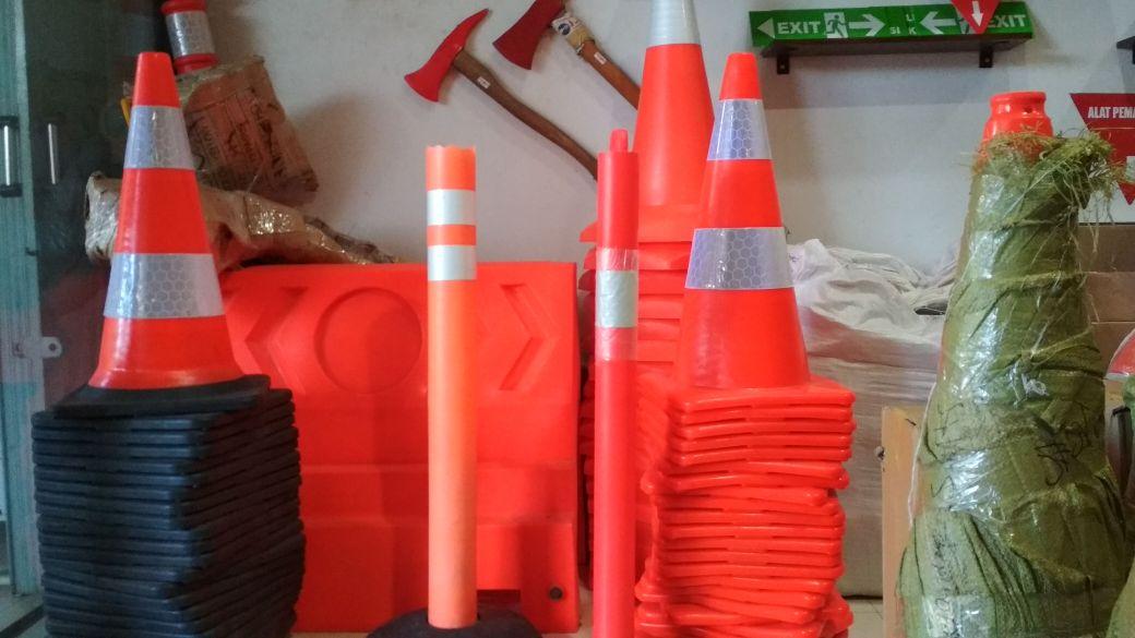 Jual Traffic Cone di Denpasar