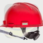 Head Protection - Jual Helm Safety MSA V-Guard Set di Denpasar