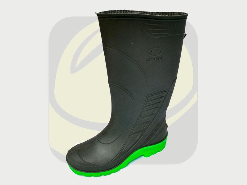 Black Green Neon