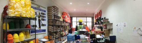 Toko Peralatan Safety Murah di Denpasar